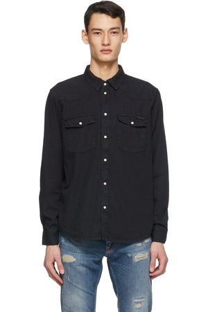 Nudie Jeans Denim Organic George Shirt