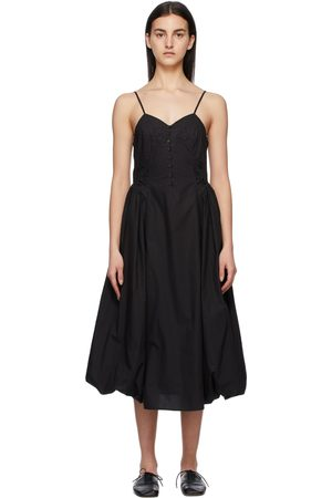RENLI SU Button-Down Papaver Dress