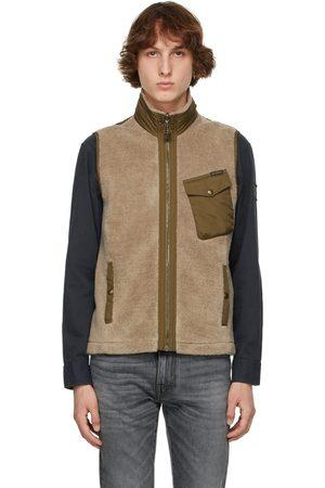Belstaff Reversible and Khaki Holt Vest