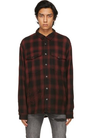 KSUBI Plaid Consciousness Shirt