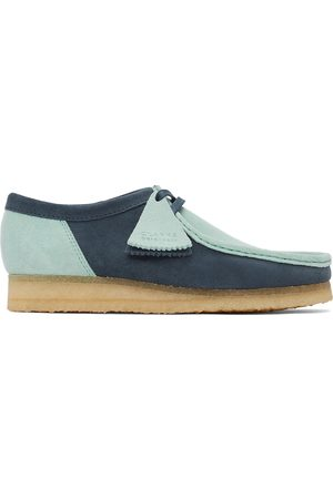 Clarks And Suede Wallabee Derbys