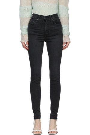 Levi's Faded Mile High Super Skinny Jeans