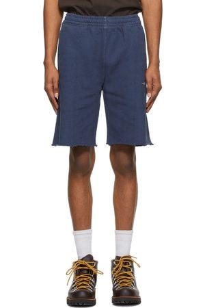 Phipps Navy Classic Logo Shorts