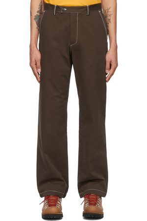 Phipps Cotton Twill Dad Trousers