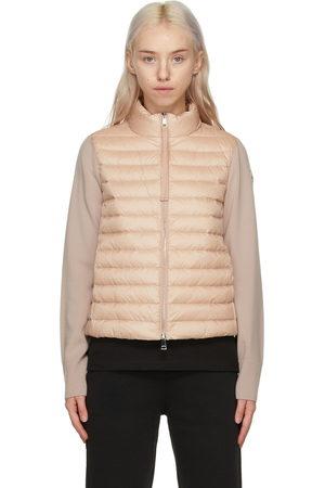Moncler Down Cardigan Jacket