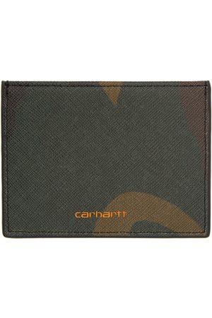 Carhartt Men Wallets - Camo Card Holder
