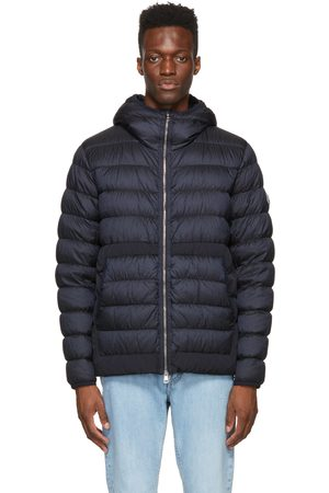Moncler Navy Down Micy Jacket