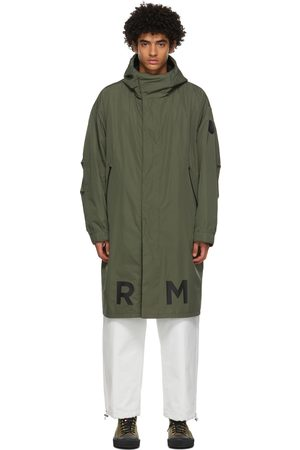 Moncler Reversible and Coffre Coat