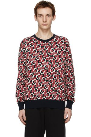Moncler Men Sweaters - And Knit Logo Sweater