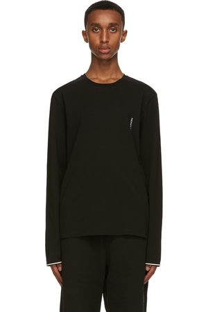 Moncler Logo Long Sleeve T-Shirt