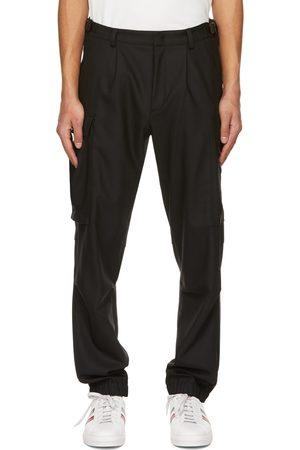 Moncler Virgin Wool Cargo Pants