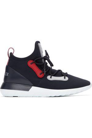 Moncler Men Sneakers - Navy Emilien Sneakers