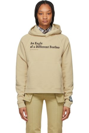 Reese Cooper Khaki Eagle Of A Different Feather Hoodie