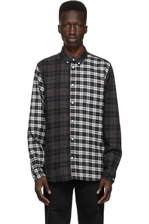 Norse projects Flannel Check Osvarld Shirt