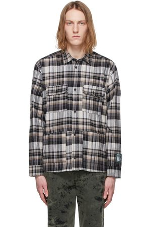 Reese Cooper Men Casual - Flannel Shirt