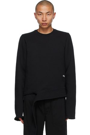 Rick Owens Long Creatch Sweatshirt