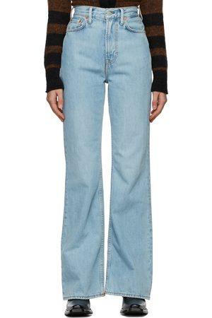 Acne Studios Women Bootcut - Bootcut Fit Jeans