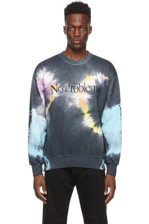 ARIES And Multitcolor No Problemo Headlights Sweatshirt