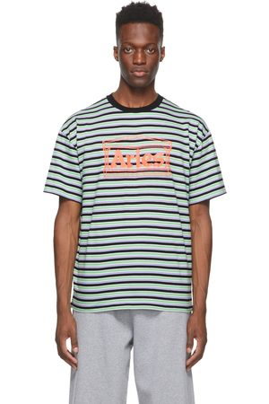 ARIES Striped Temple T-Shirt