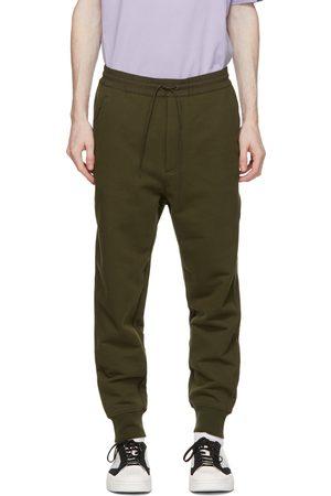 Y-3 Men Sweats - Khaki Utility Lounge Pants