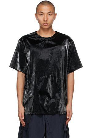 Y-3 Men Braces - M Brace Metallic Foil T-Shirt