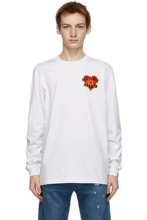 Billionaire Boys Club Men Long Sleeve - Heart and Mind Long Sleeve T-Shirt