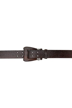 Charlotte Knowles Hydra Woven Belt