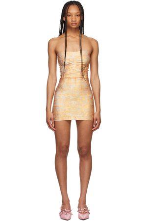 Charlotte Knowles SSENSE Exclusive Jersey Skinn Dress