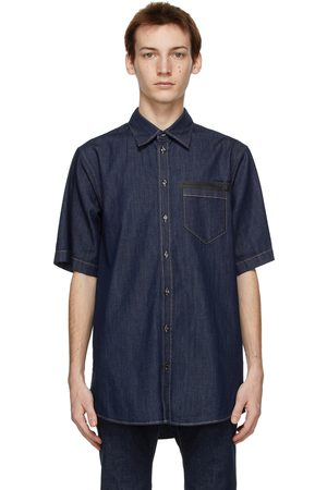 Dsquared2 Indigo Pocket Daddy Shirt