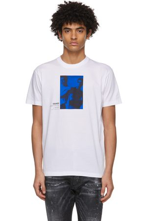 Dsquared2 Men T-shirts - Ibrahimovic Edition Punk T-Shirt