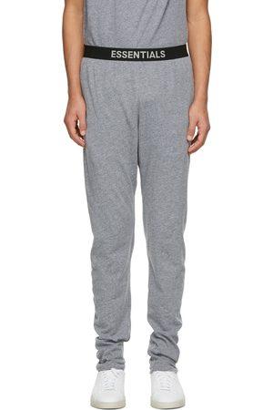 Essentials Grey Jersey Lounge Pants