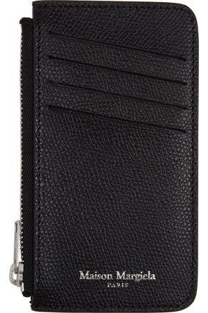 Maison Margiela Four Stitch Zip Card Holder