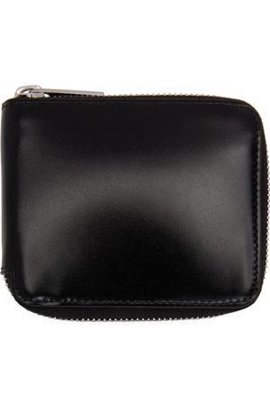 Maison Margiela Buffed Zip-Around Wallet