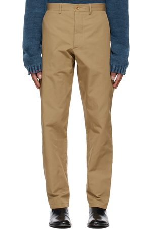 Maison Margiela Cotton Chino Trousers
