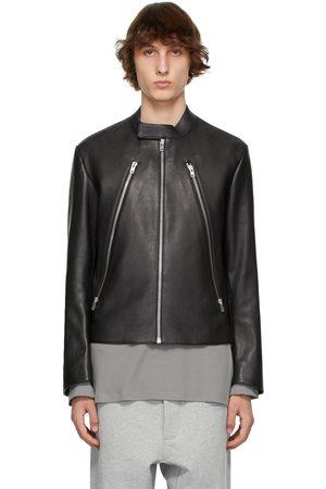 Maison Margiela Goatskin Sports Jacket