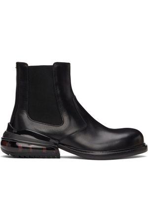 Maison Margiela Airbag Heel Chelsea Boots