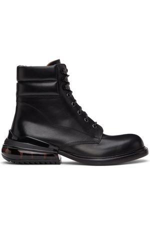 Maison Margiela Airbag Heel Lace-Up Boots