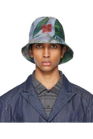 ENGINEERED GARMENTS Men Hats - Floral Bucket Hat