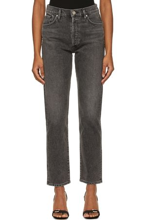 Goldsign Women Jeans - Grey The Benefit Jeans