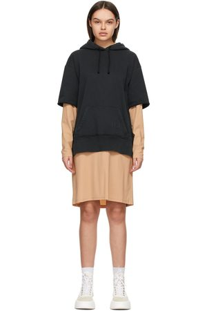 MM6 MAISON MARGIELA And Hoodie Dress