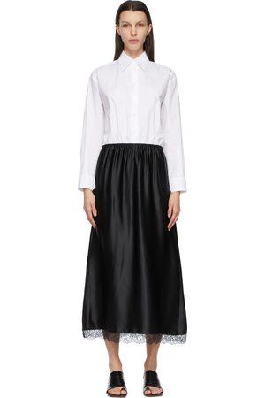 MM6 MAISON MARGIELA And Shirt Slip Dress