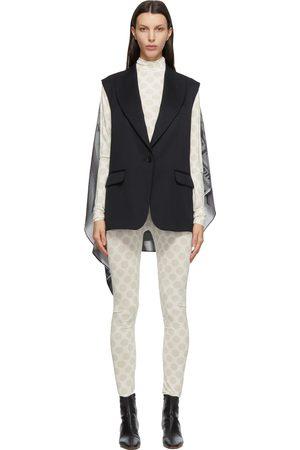 MM6 MAISON MARGIELA Scarf Back Vest