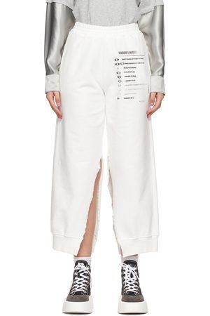 MM6 MAISON MARGIELA SSENSE Exclusive Split Lounge Pants