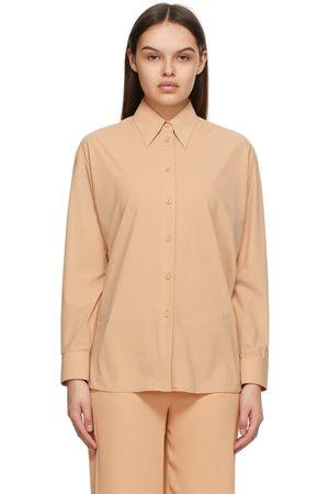 MM6 MAISON MARGIELA Oversized Nylon Shirt