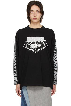 MM6 MAISON MARGIELA Motocross Long Sleeve T-Shirt