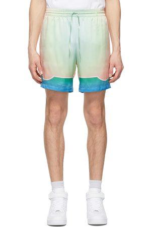 Casablanca Men Shorts - Silk Lucid Dream Shorts