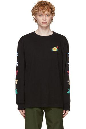 CLOT Flowers Print Long Sleeve T-Shirt