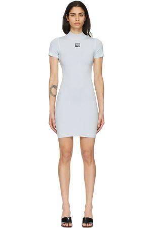 Alexander Wang Women Bodycon Dresses - Logo Patch Bodycon Dress