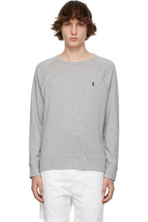 Polo Ralph Lauren Grey Terry Spa Sweatshirt