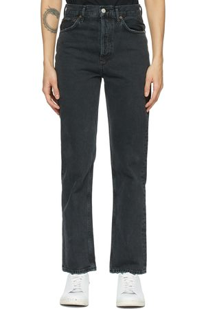 AGOLDE 90s Pinch Waist High-Rise Straight Jeans